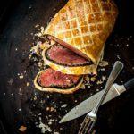 Beef wellington med madeirasauce