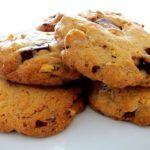 Småkager - Cookies med chokolade og nødder