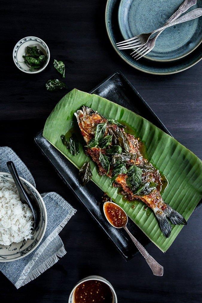Asiatisk fisk