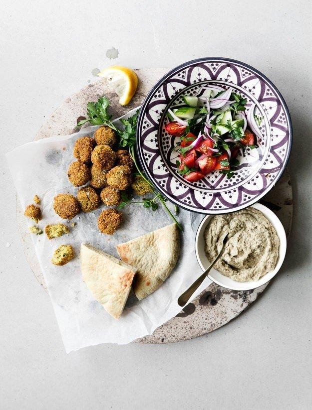 falafel kødfri mandag