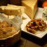 Kiks til ostebordet