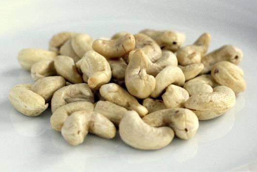 Thailandsk kylling med cashewnødder