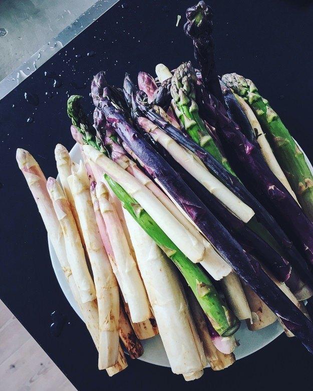 Kom med til årets aspargesfest