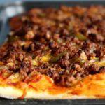 Pizza a la Sloppy Joe