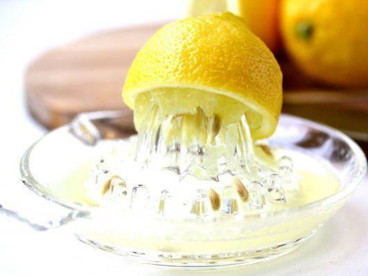 Klassisk citronfromage