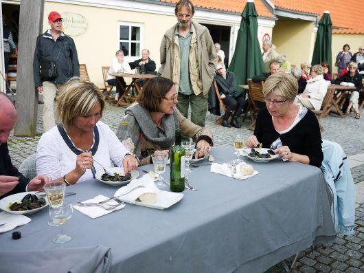 Løgstør Muslingefestival i billeder