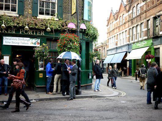 London | En kulinarisk rejseguide