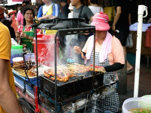 Thailands markeder