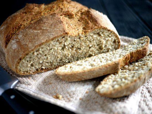 hurtigt brød uden gær