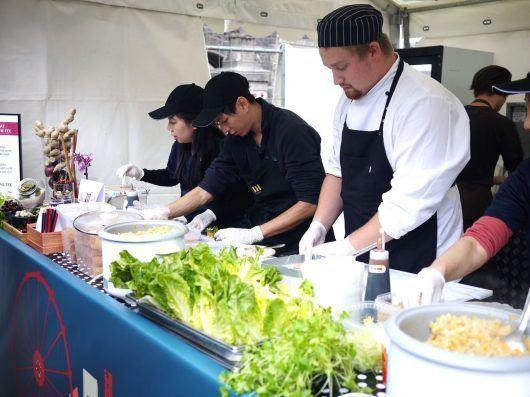 street food chefs