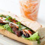 Banh mi - vietnamesisk sandwich