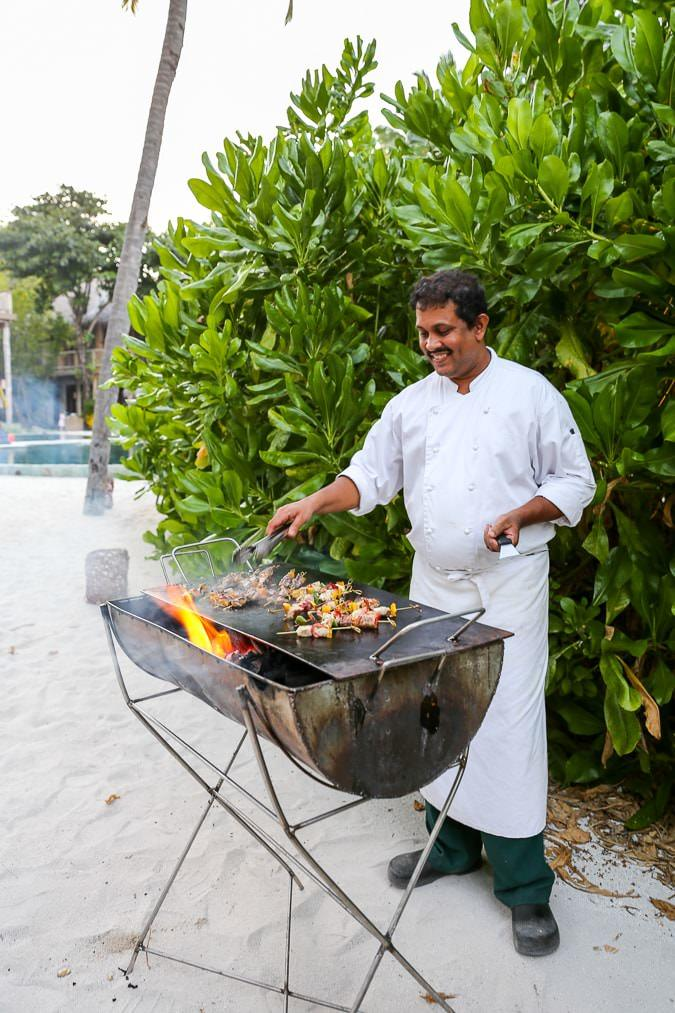 Maldiverne hotel