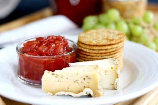 chutney til ost