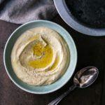 Perfekt cremet hummus på 5 minutter