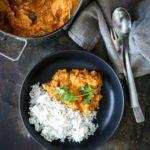 Indisk kylling i karry