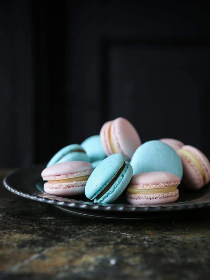 Macarons opskrift