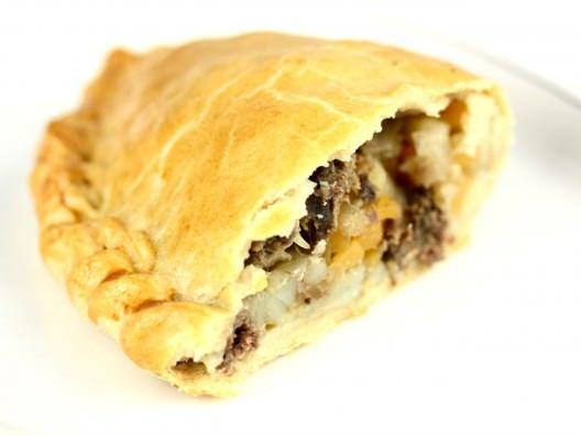 Den perfekte cornish pasty